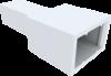 Izolačný návlek na spojovacie ploché kolíky