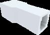 Izolačný návlek na ploché dutinky